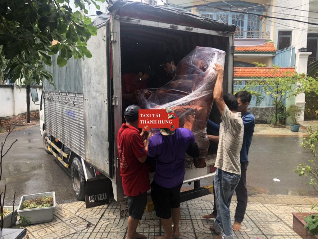 chuyển nhà thành hưng,Taxi tải Thành Hưng chất lượng tại quận 7