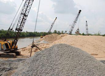 Bảng báo giá cát đá xây dựng tại Bình Phước năm 2020