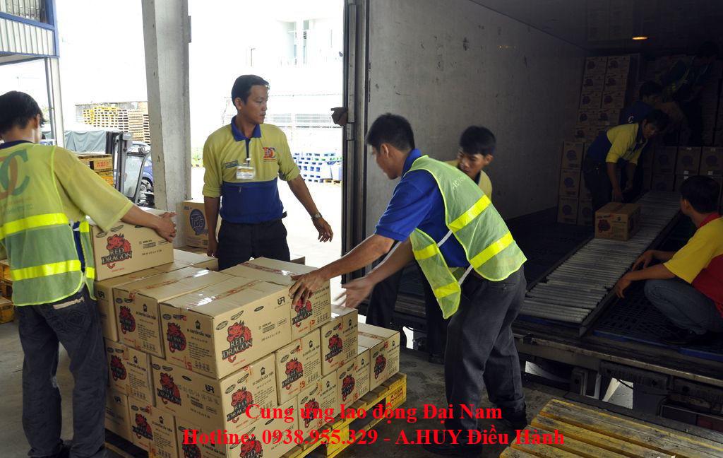 Công ty bốc xếp hàng hóa trọn gói giá rẻ tại Tphcm
