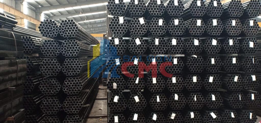 Sài Gòn CMC cập nhật bảng báo giá thép ống đen mới nhất