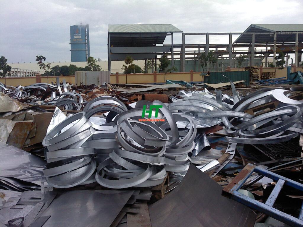 Cập nhật giá phế liệu sắt thép hiện nay
