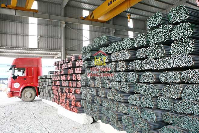 sắt thép xây dựng Tphcm