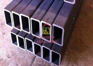 Giá thép hộp 100x150 đen Hoa Sen
